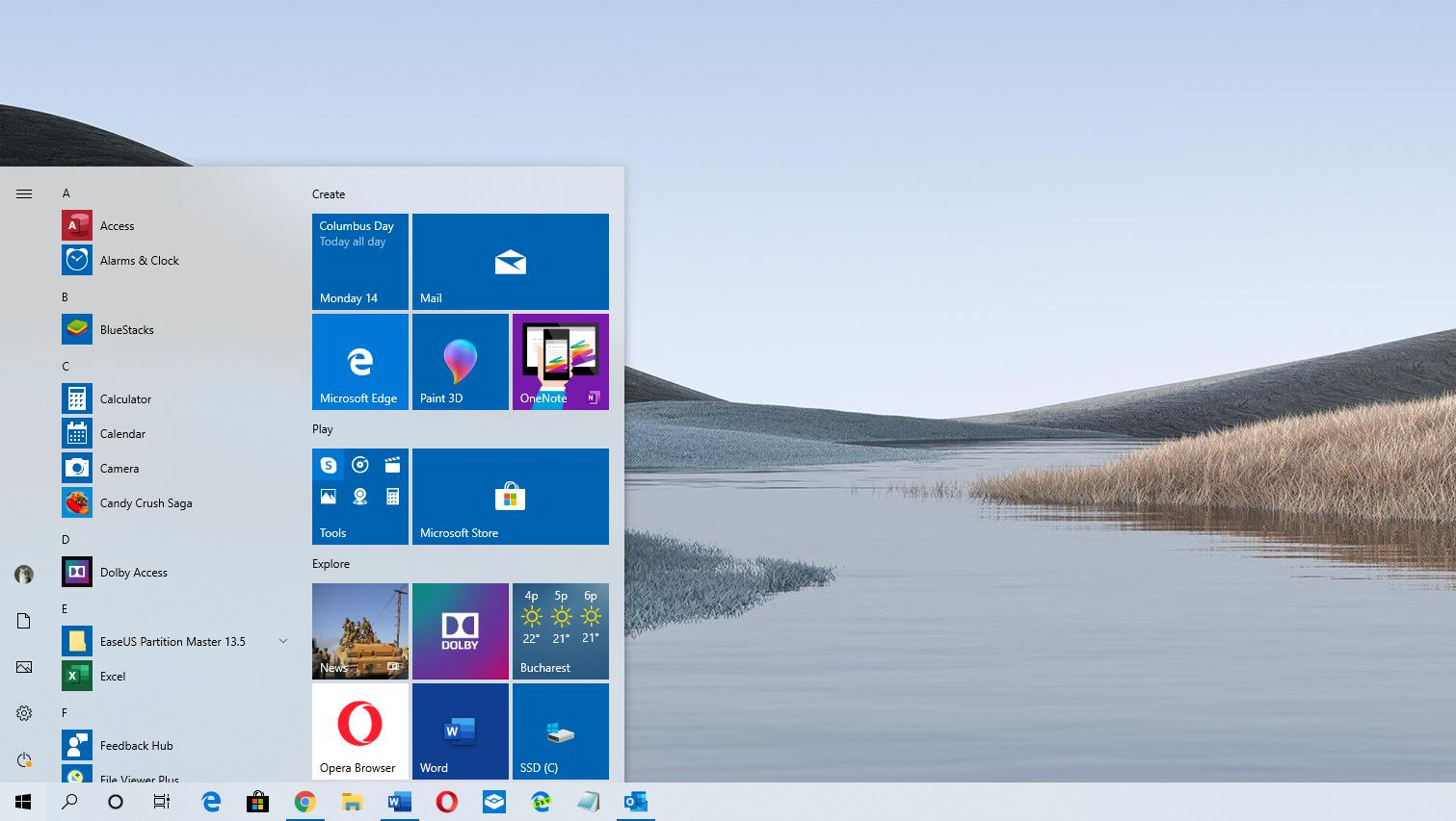 Microsoft acknowledges the Start Menu bug on KB4517389 cumulative update
