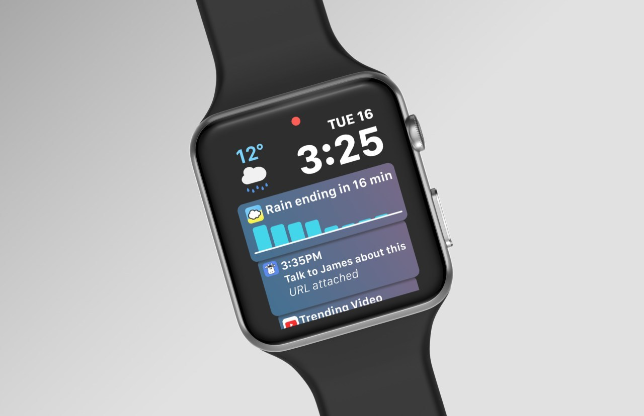 watchOS 5 Concept Is So Gorgeous Apple Needs to Implement It