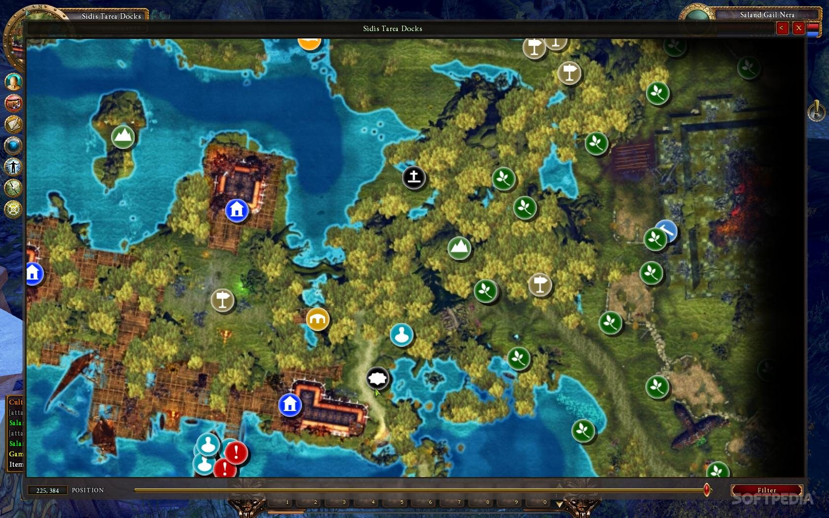 Wave of darkness review pc wave of darkness world map view gumiabroncs Choice Image