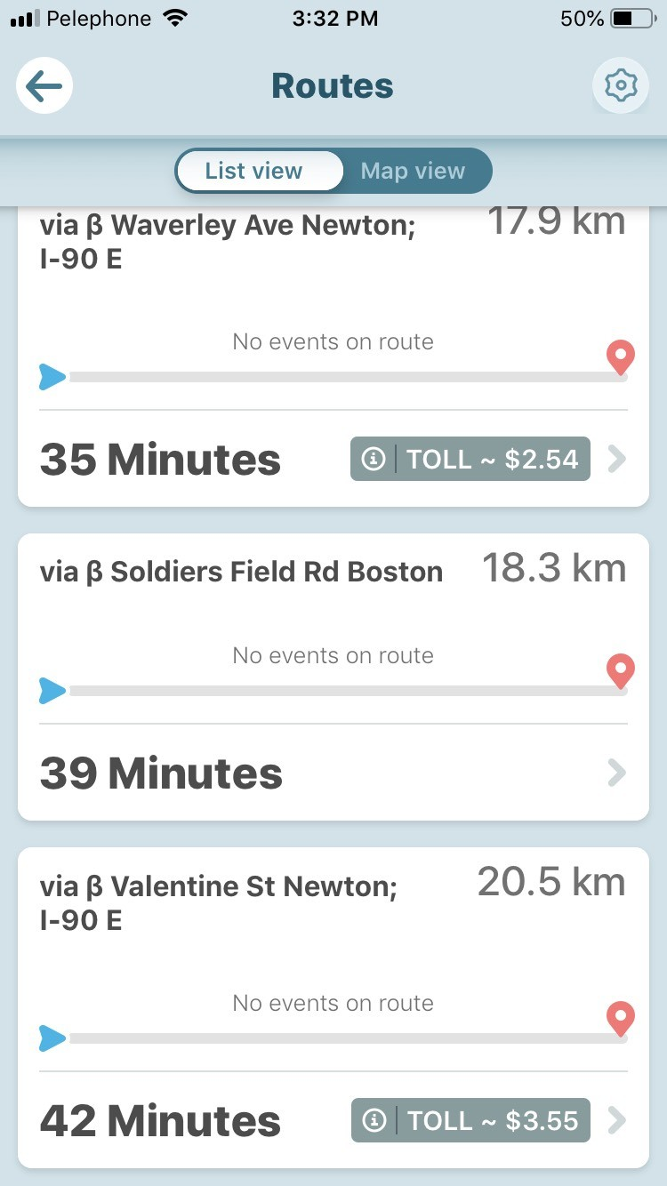 Waze Traffic Navigation App Updated with Toll Prices
