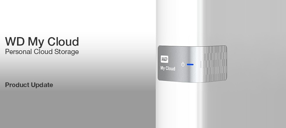 Western Digital Updates Firmware for Its My Cloud NAS Series