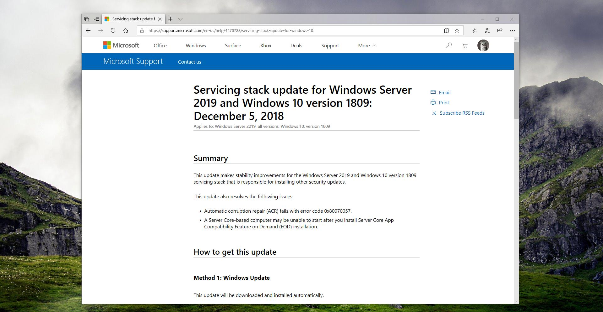 What Are Windows 10 Servicing Stack Updates And Why Do We