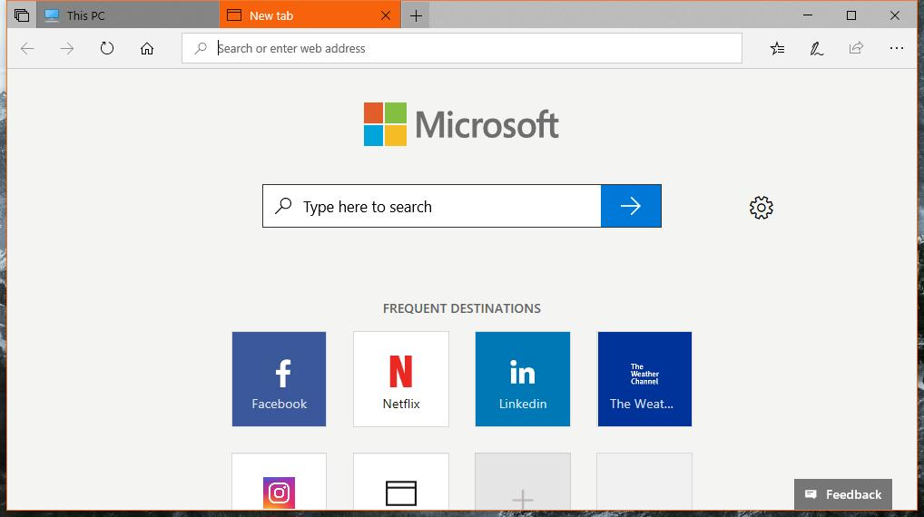 Microsoft axes its 'Sets' tabbed browsing feature from Windows 10