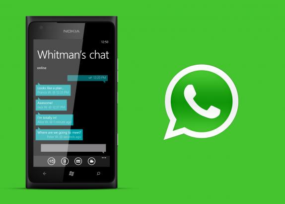 Windows Phone 7 Whatsapp