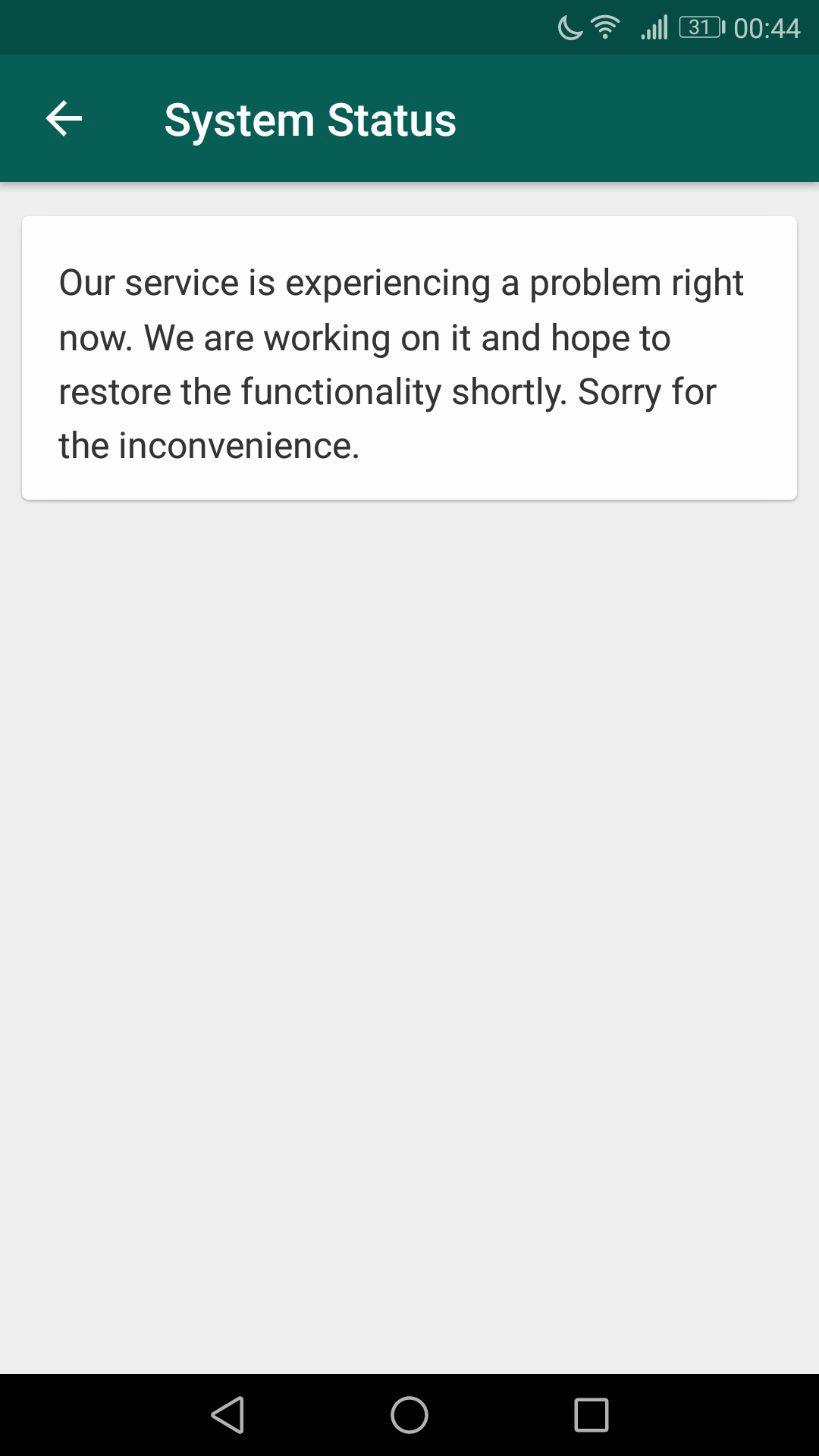 Whatsapp Is Down For Users Across The World Update
