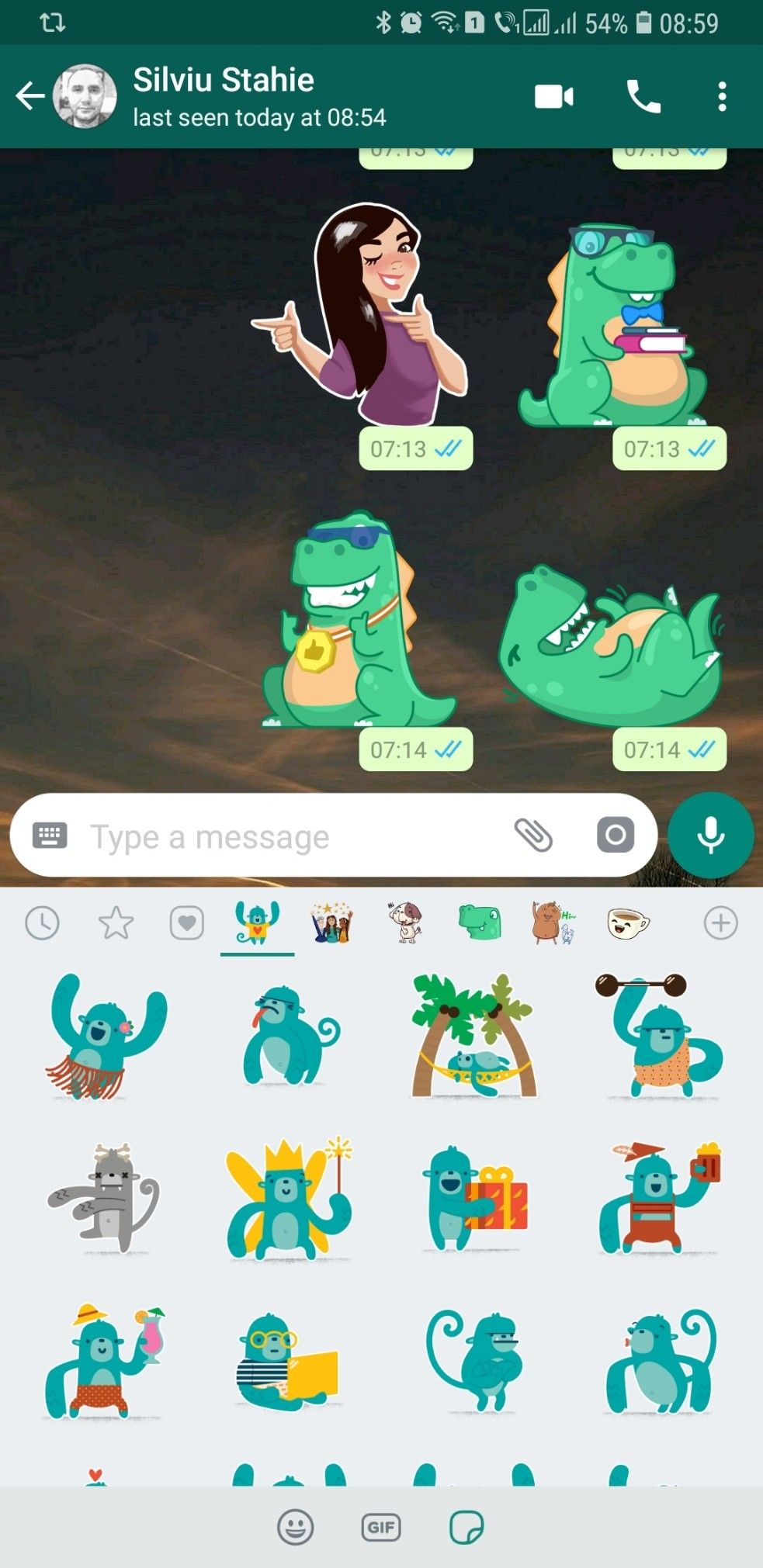 android whatsapp stickers