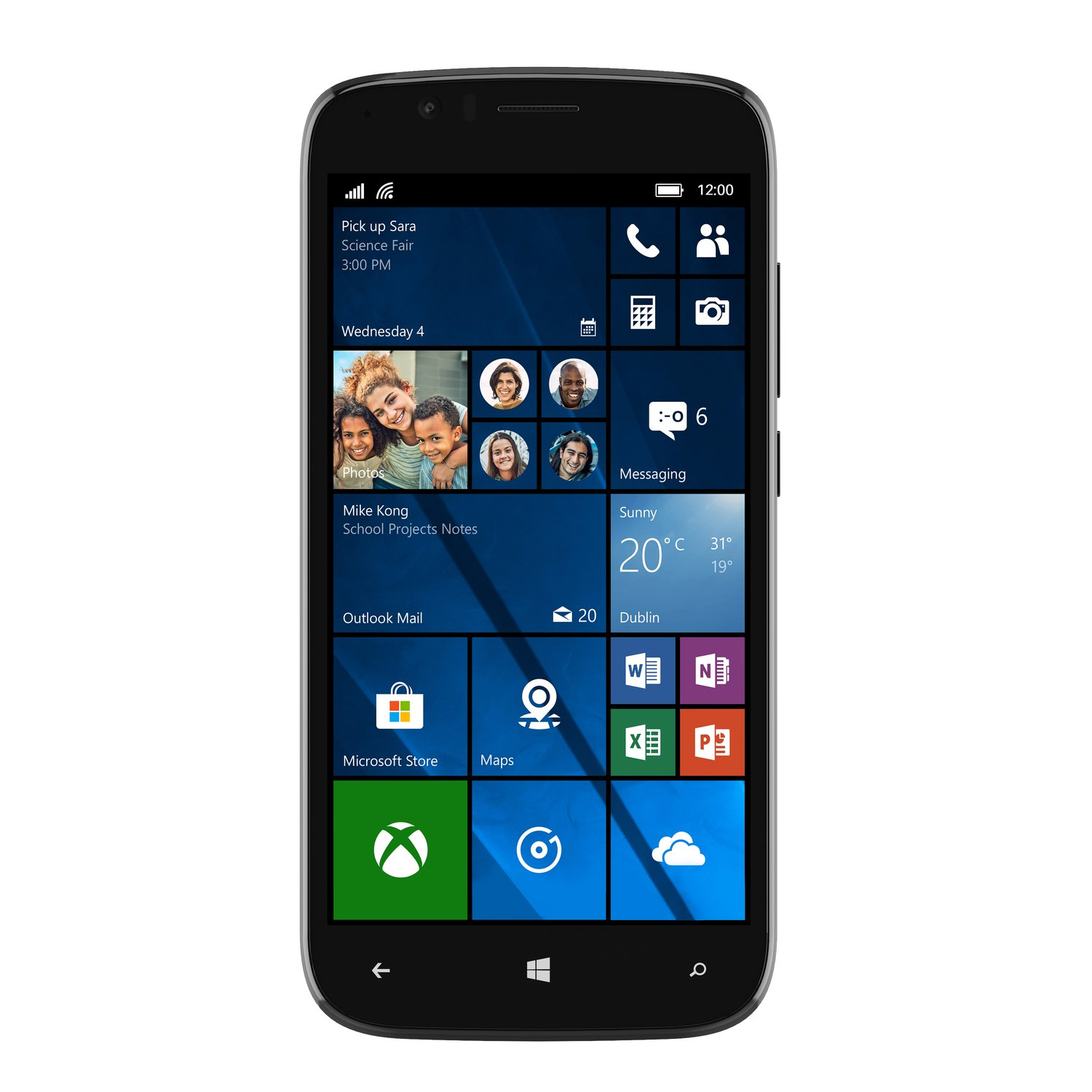 pro windows mobile wileyfox phone microsoft production whoa despite surrendering android iphone ready another feb del pre order late very
