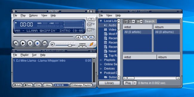Winamp, The Legend That Got Lost in the Modern World
