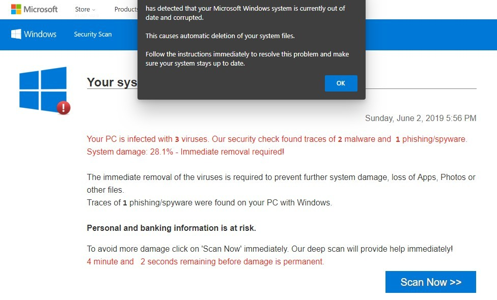 Microsoft warns of new WannaCry-like wormable vulnerability