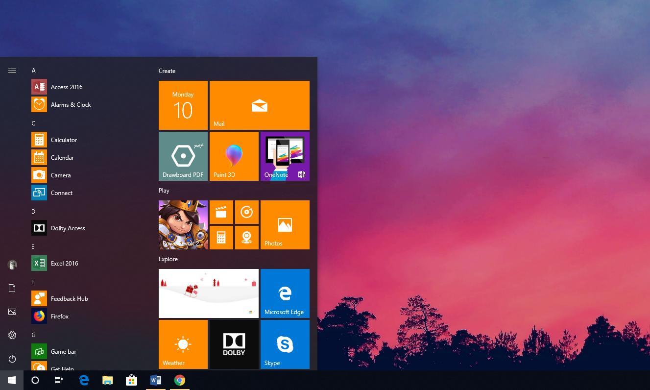 november cumulative update windows 10 1803