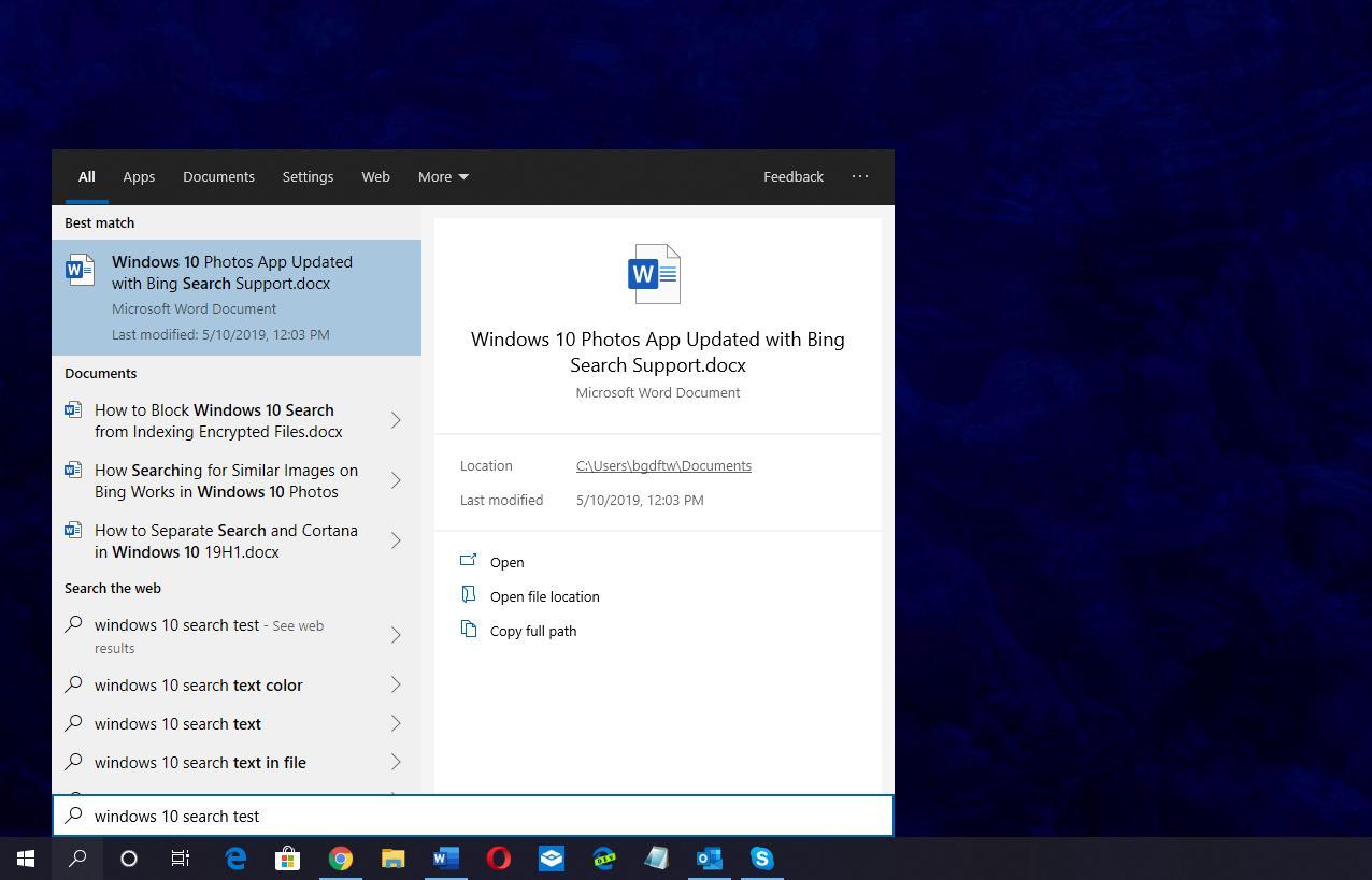 Windows 10 Cumulative Update KB4512941 Breaks Down the
