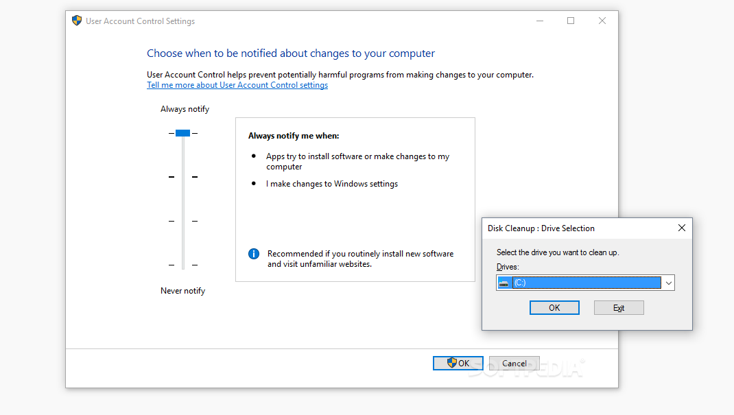 Windows 10 Disk Cleanup Utility Abused to Bypass UAC