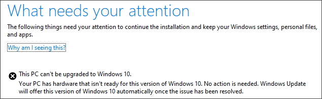 Windows 10 May 2019 Update Blocked on Devices with USB