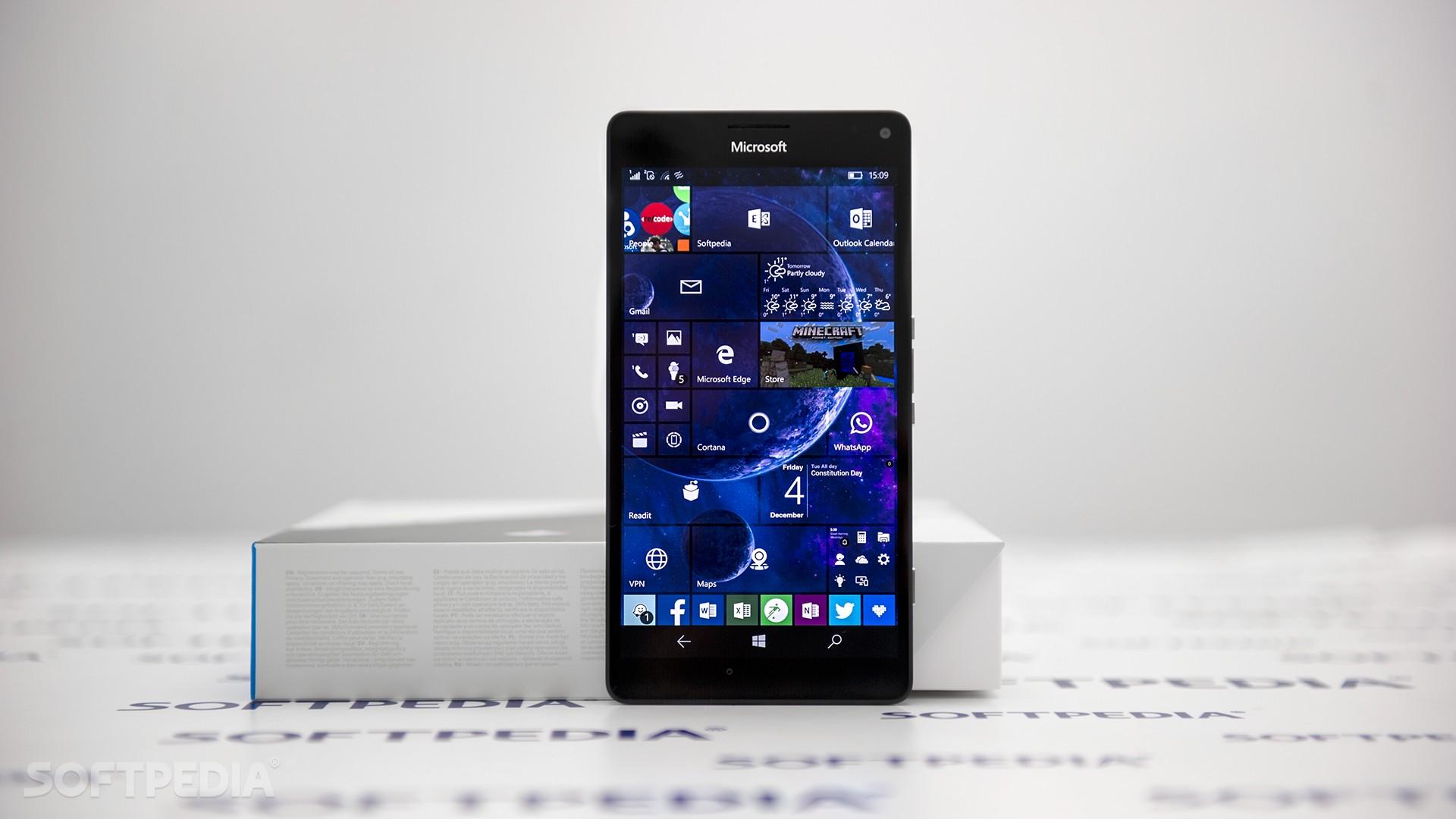 Windows 10 Mobile Lumias Now Er As Microsoft Prepares