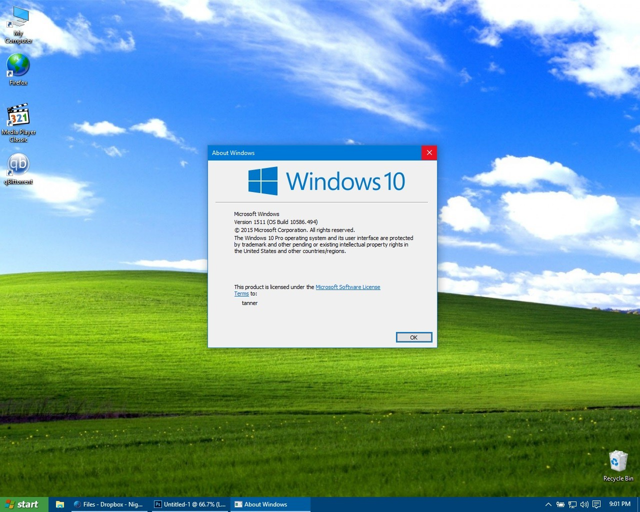 windows 10 now looking like windows xp because good operating