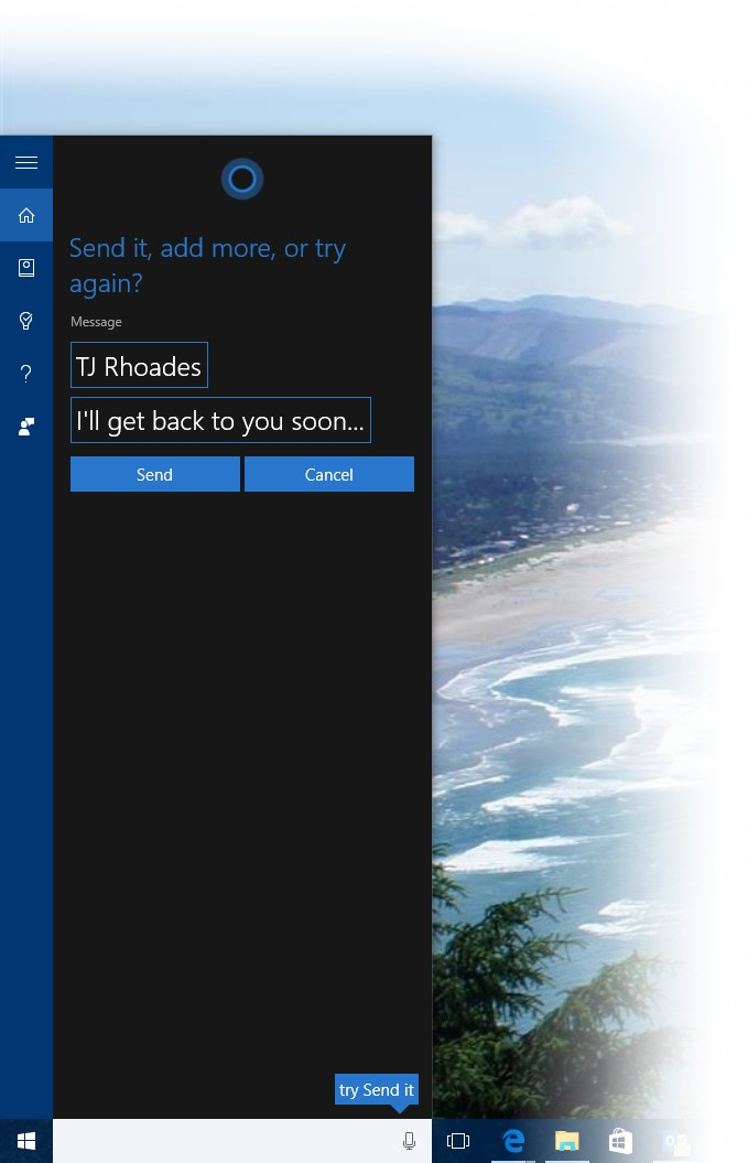 Windows 10 PC Users Can Now See Missed Phone Calls and Send