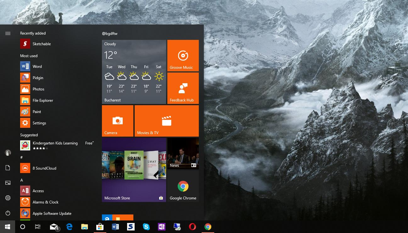 Explore Windows 10 New Updates & Features | See What ...