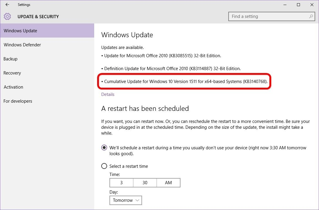 Windows 10 Update KB3140768 Keeps Causing Issues, Fails to Install