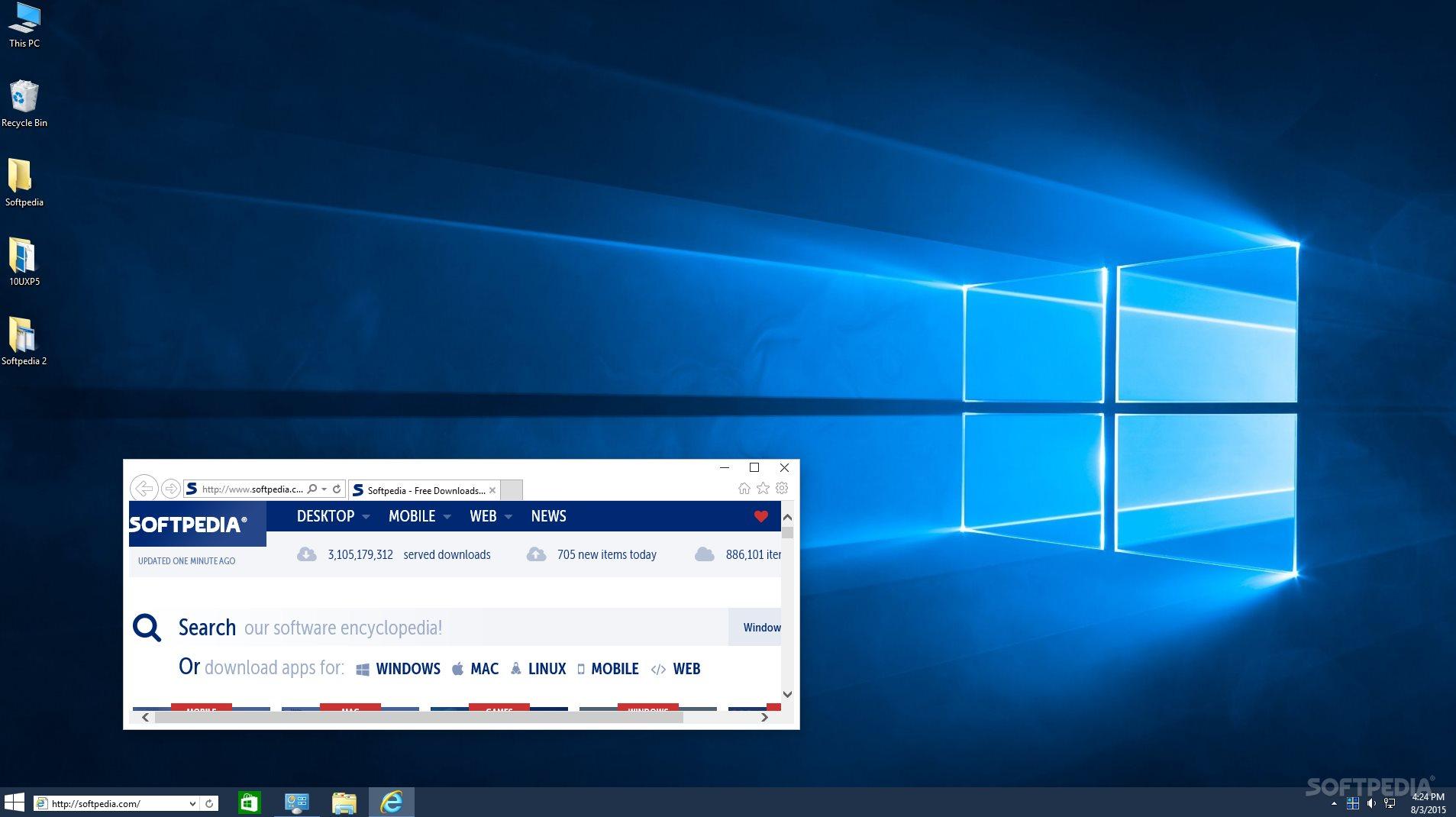 Windows 10 UX Pack 6 0 Released, Makes Windows 7 Look like