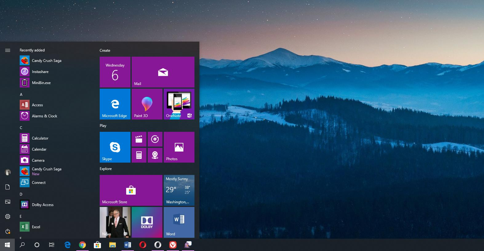 Windows 10 Version 1903 Build 18351 Now Available for Download
