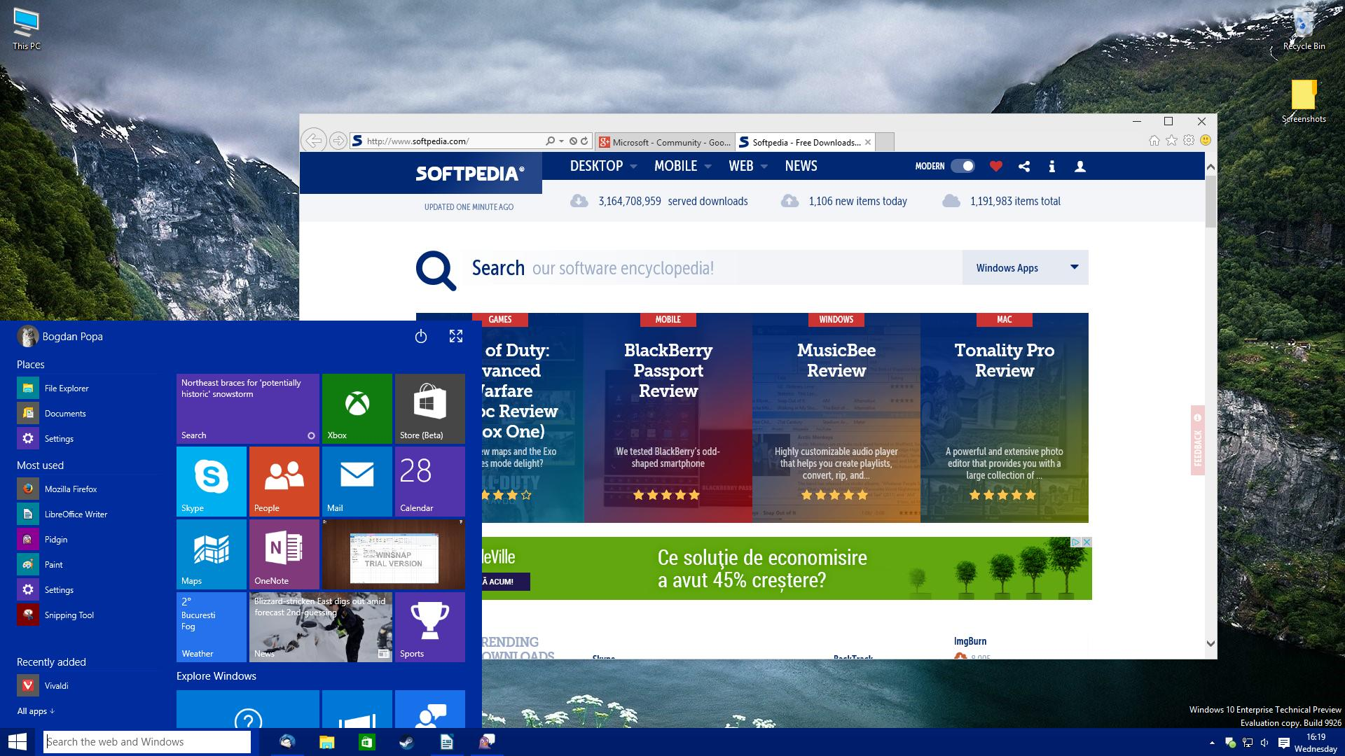 Windows 10 Themes For Windows 7
