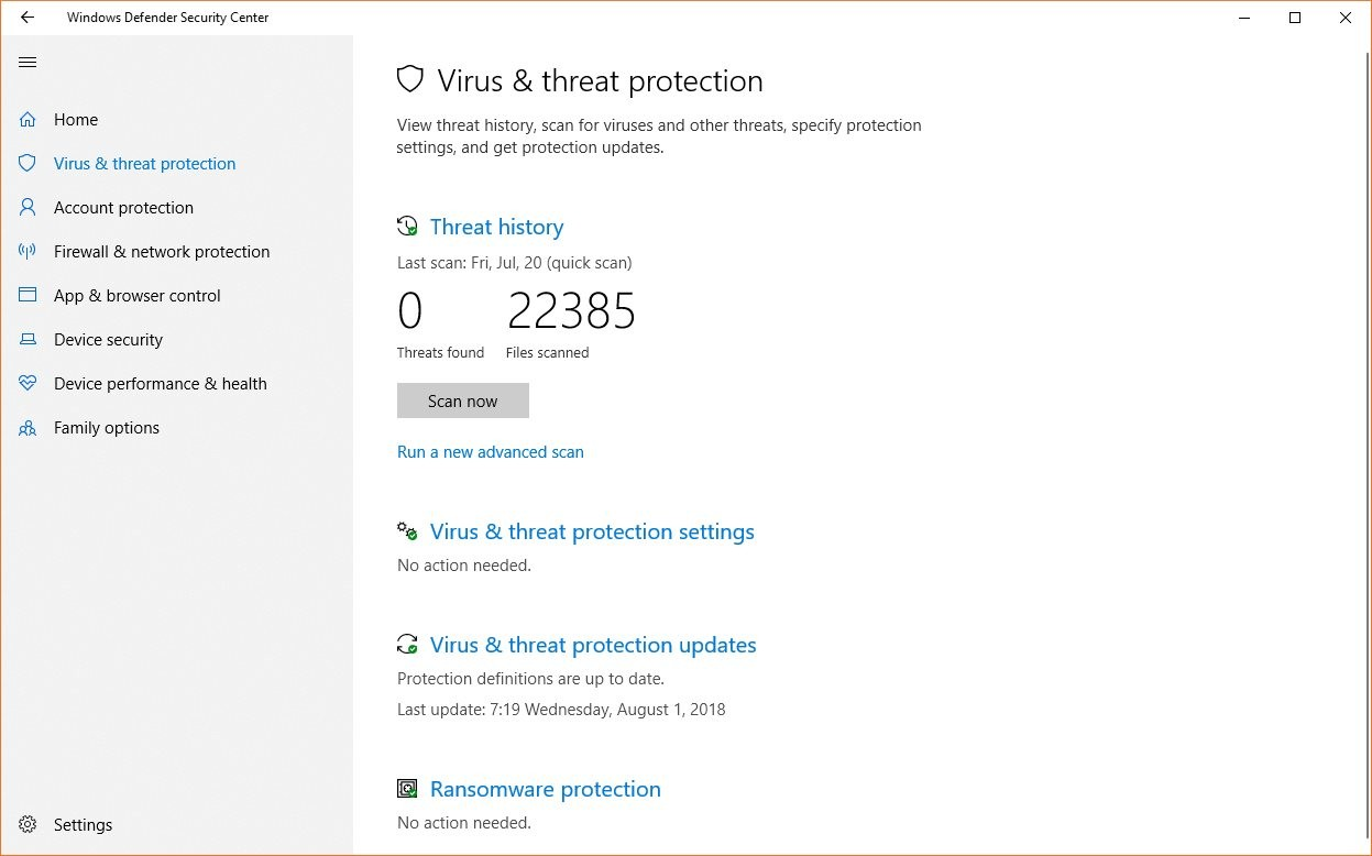 top rated windows wallpaper windows defender on 10 has finally become toprated antivirus product
