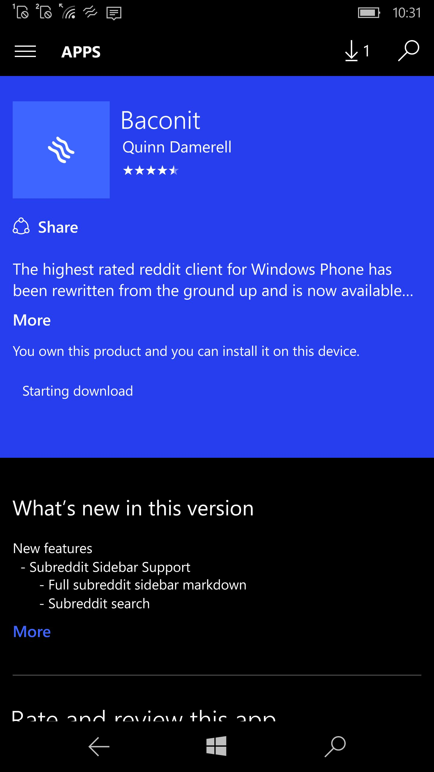 Windows Phone Users Can Now Get Reddit Notifications on