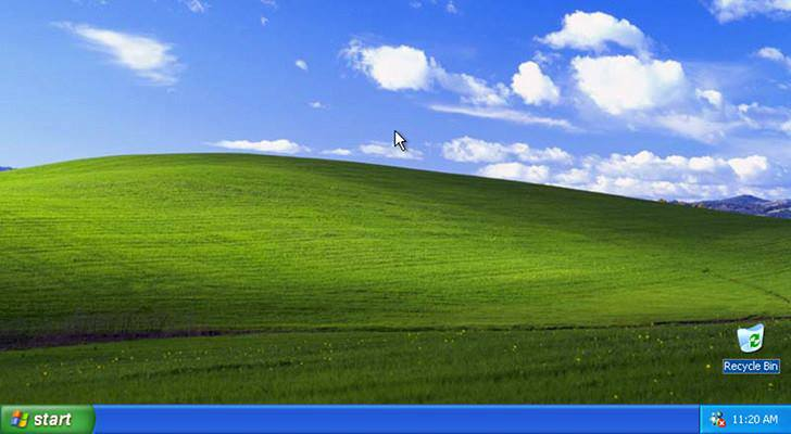 windows xp service pack 4