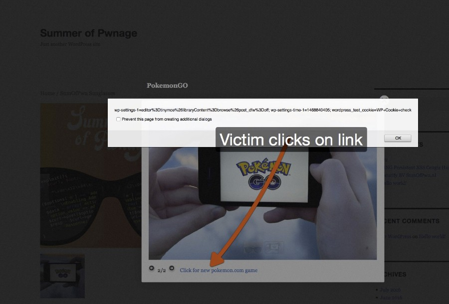 WooCommerce WP Stores Affected by Image-Based XSS Vulnerability