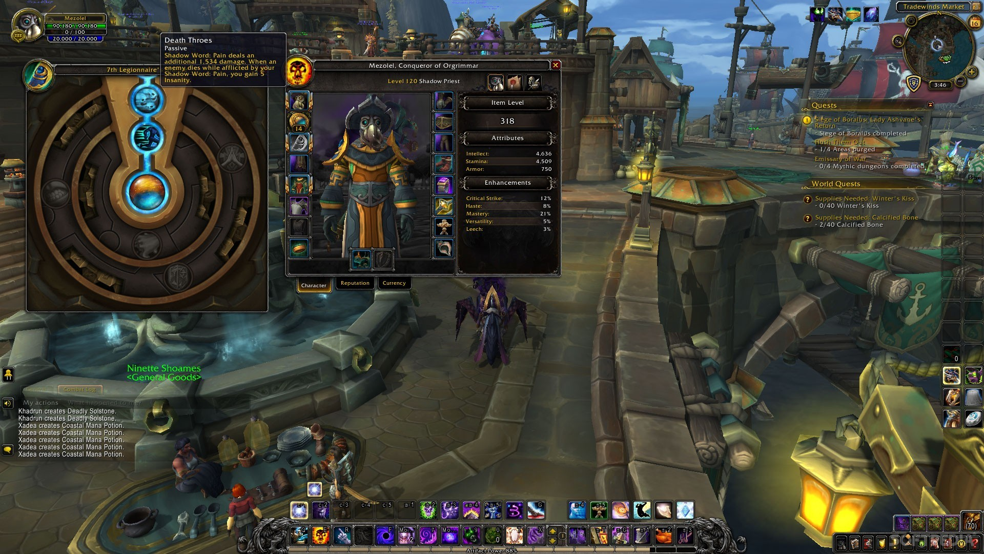 World of Warcraft: Battle for Azeroth Review (PC)