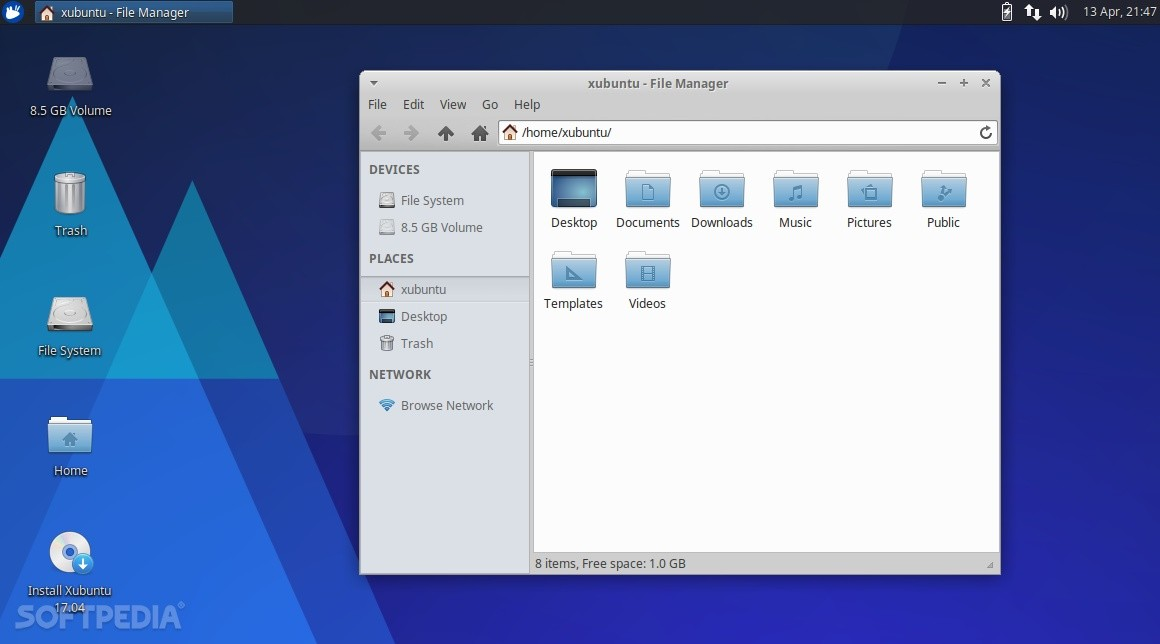 Xubuntu 17 04 Lands for Xfce Fans with More Apps and Plugins
