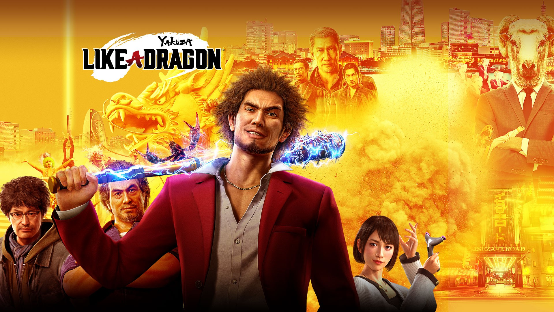 Yakuza Like A Dragon Coming To Xbox Series X On November 10 Ps5 Version Delayed