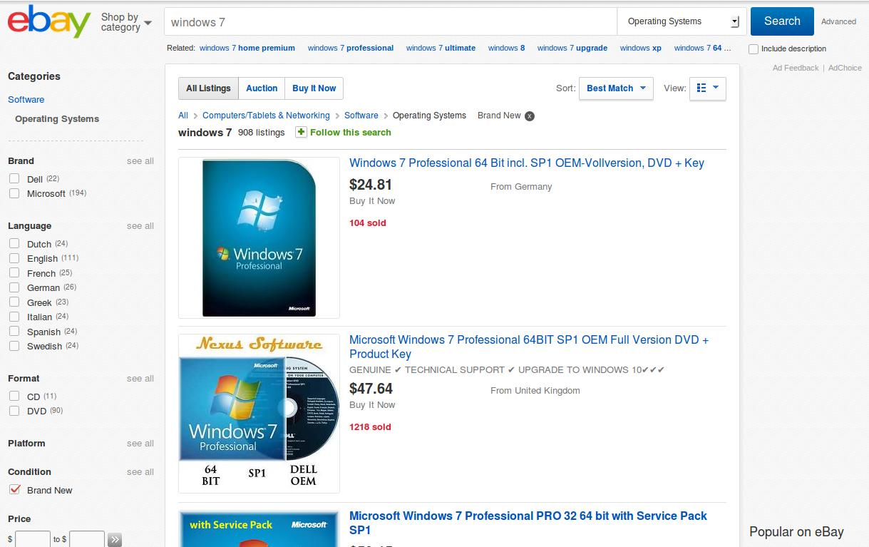 how to check windows 7 product key in pc