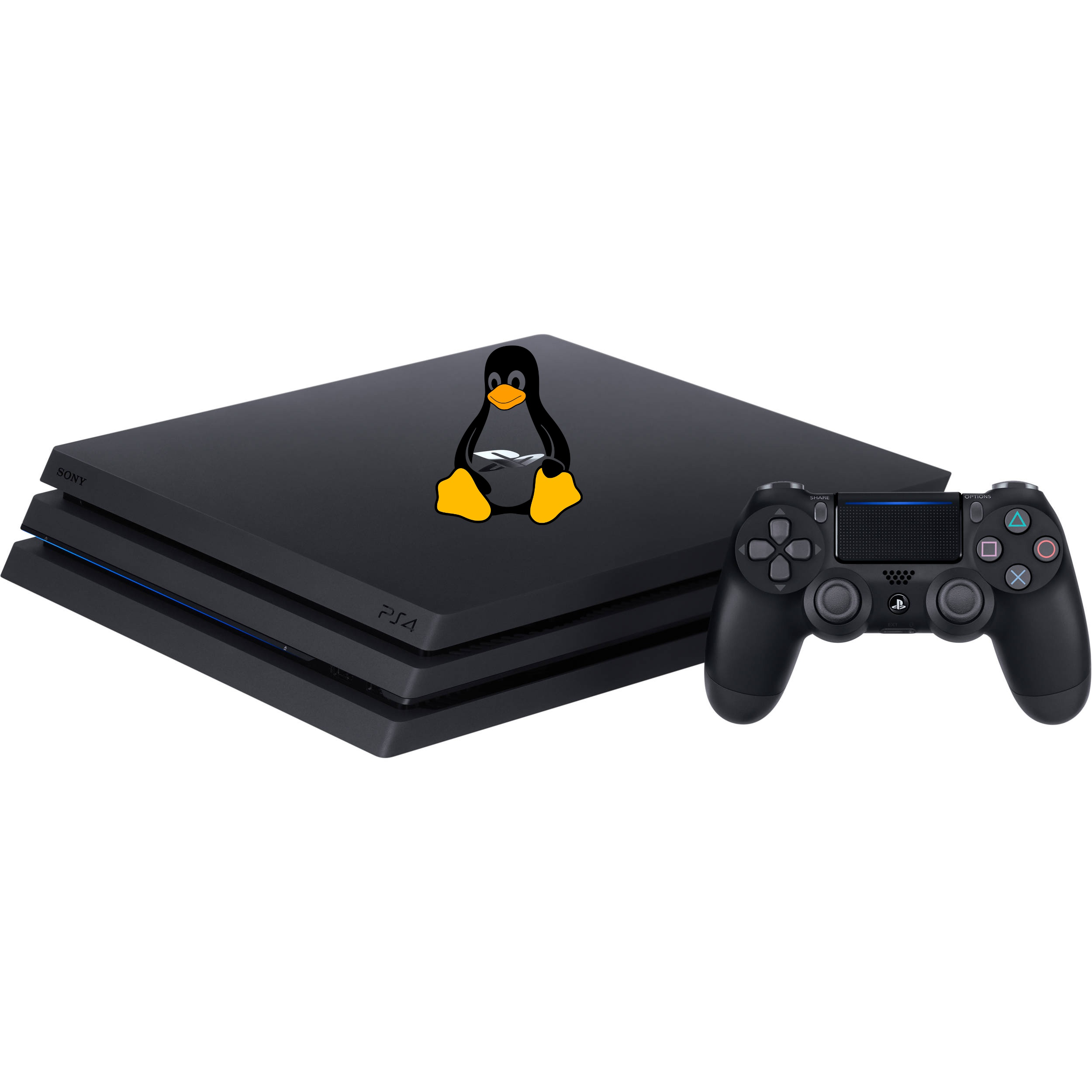 You Can Now Run Linux on Sony's PlayStation 4 (4 55) Gaming