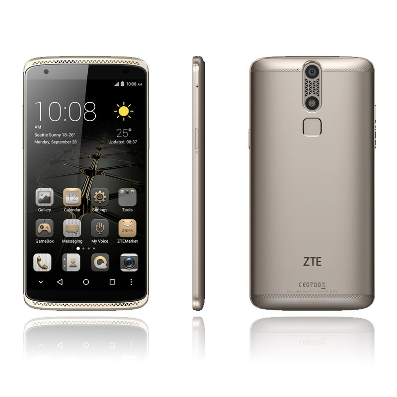 ZTE Officially Launches ZTE Axon 7 Mini with 5 2-Inch Display